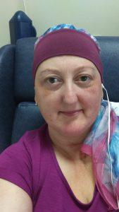 Headwear during Chemo