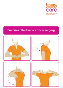 Breast Surgery Exercises
