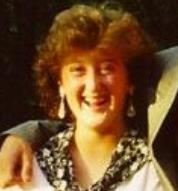 Permed Hair 1980s